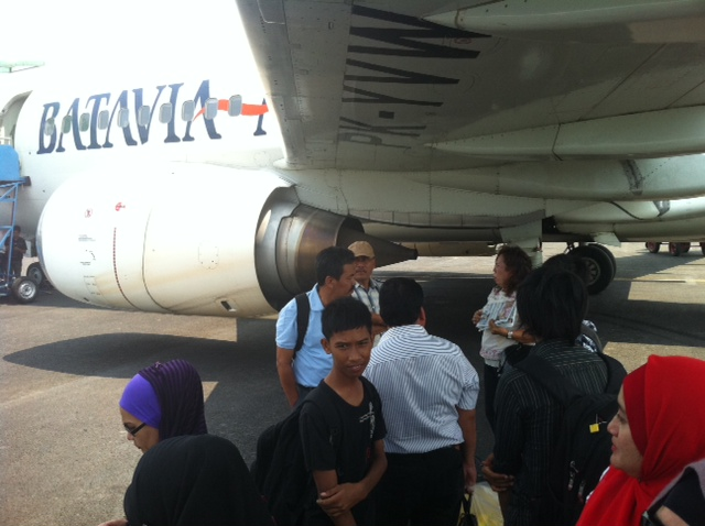On The Way To East Kalimantan