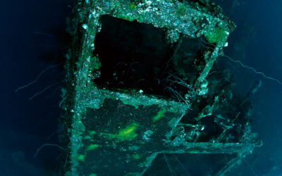 Wreck in palau