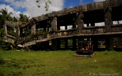 pacific war remnants in palau