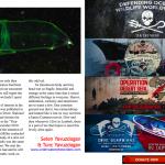 Underwater magazine